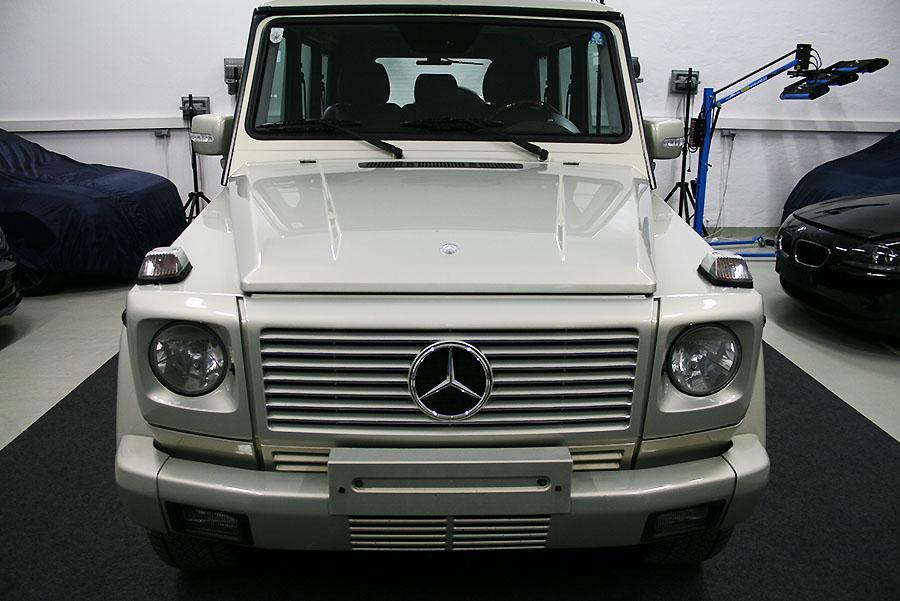 Mercedes Benz G 400 CDI