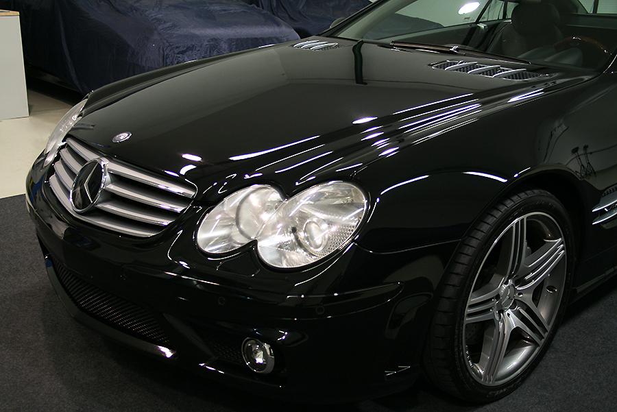 Mercedes Benz SL 600